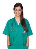 Atractive medical girl Royalty Free Stock Image