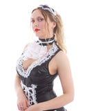 atrakcyjna gosposia Zdjęcie Royalty Free