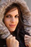 atrakcyjna kobieta Zdjęcia Royalty Free