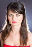 Atrakcyjna kobieta Fotografia Royalty Free