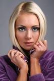 atrakcyjna kobieta Obrazy Royalty Free