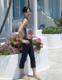 atrakcyjna kobieta bulgarian Zdjęcie Royalty Free