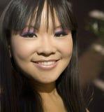 atrakcyjna kobieta jednostek gospodarczych zdjęcia stock