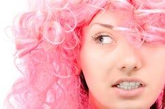 Atrakcyjna młoda kobieta Fotografia Stock