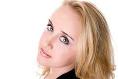 Atrakcyjna młoda kobieta Fotografia Royalty Free