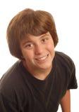 atrakcyjna nastoletnia chłopca Obraz Royalty Free