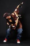 atrakcyjne dziewczyny tańca hip hop zdjęcie stock