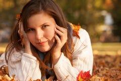 atrakcyjne kobiety young Obraz Stock