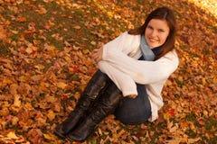 atrakcyjne kobiety young Fotografia Stock