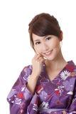 atrakcyjni japończyków kobiety potomstwa Zdjęcie Stock