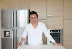 Atrakcyjny Azjatycki Mężczyzna Zdjęcia Stock