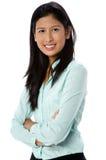 Atrakcyjny Bizneswoman zdjęcia royalty free