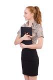 Atrakcyjny Bizneswoman zdjęcie royalty free