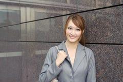 atrakcyjny business manager Zdjęcia Royalty Free
