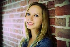 atrakcyjny nastolatek Zdjęcie Royalty Free