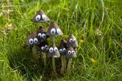 Atramentarius чернильного гриба Стоковое Изображение