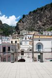 Atrani, Amalfi Coast, Italy Stock Photos
