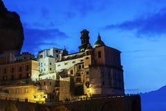 Atrani on Amalfi Coast in Italy Royalty Free Stock Images