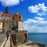 Atrani Stock Photos