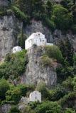 Atrani church of Santa Maria Del Bando, Italy Stock Photo