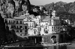 Atrani Resort, Italy, Europe royalty free stock photos