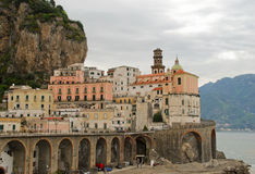Atrani Stock Photography