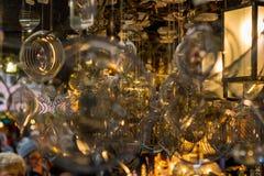 Atrativo e crafted belamente os móbeis metálicos vendidos no mercado exterior foto de stock royalty free