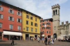 Através de Gardini Verdi Fotos de Stock