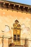 Através de Verona Fotografia de Stock