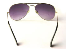 Através dos óculos de sol Imagens de Stock