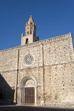 Atri (Abruzzi, Italy), cathedral Royalty Free Stock Image