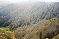 Atri's badlands, Italy Stock Images