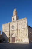 Atri (Teramo, Abruzzi, Italy), cathedral Stock Photo