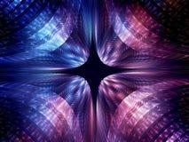 Atribución de la onda de la mecánica cuántica Foto de archivo