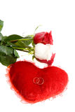 Atributo del amor Imagenes de archivo