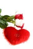 Atributo do amor Imagens de Stock