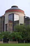 Atrio e torretta del centro di storia del Minnesota Immagine Stock