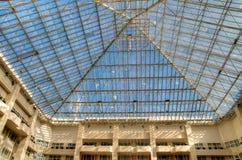atrium dach Obraz Royalty Free