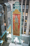 atrium deskowy Chicago handel Obraz Stock