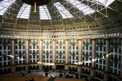 Atrium drei Stockbilder