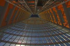 Atrium I Lizenzfreie Stockfotos