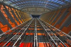Atrium II Lizenzfreie Stockfotos