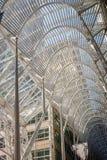 Atrium of light -BCE, Toronto, Canada stock photo