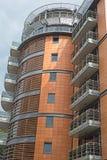 Atrium, London Stockbilder