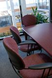 Atrium Meeting Room Stock Image