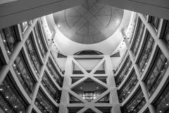 Atrium, Nationale Instituten van Gezondheid Stock Afbeeldingen