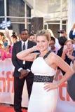 Atriz Kate Winslet no ` a montanha entre nós premier do ` imagem de stock royalty free