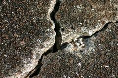 Atrofia della pavimentazione Immagini Stock