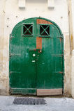 Atrás das portas fechadas Foto de Stock Royalty Free