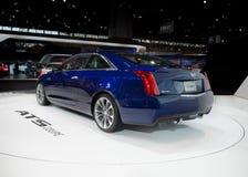 ATS 2015 de Cadillac images libres de droits